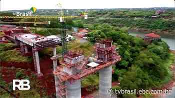 Fronteira Brasil-Paraguai vai ganhar uma nova ponte até 2022 | Repórter Brasil | TV Brasil | Notícias - TV Brasil