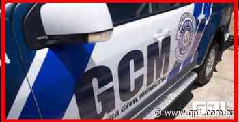 Guarda Municipal apreende adolescente com revólver na Ponte Nova - GP1
