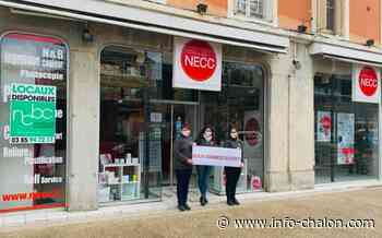 NECC Chalon est bien ouvert Place de Beaune ! - Info-chalon.com