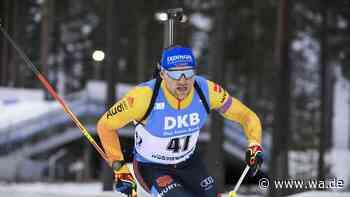 Biathlon jetzt im Liveticker: Stürmen die deutschen Herren aufs Podest?