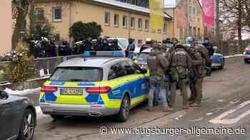 Großeinsatz der Polizei aktuell am Ulmer Kuhberg: Römerstraße gesperrt