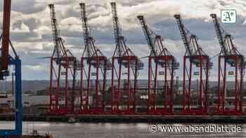 Hamburg: Gutachten: Hafen wird bis 2035 kaum mehr wachsen
