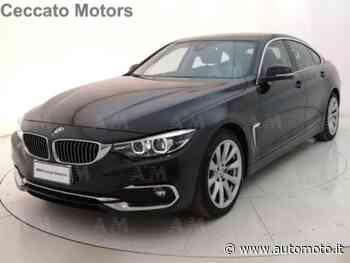 Vendo BMW Serie 4 Gran Coupé 420d Luxury usata a Legnaro, Padova (codice 8140177) - Automoto.it