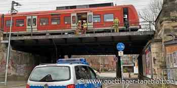 S-Bahn erfasst drei Jugendliche in Hannover