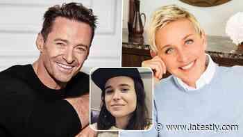 Hollywood News | ⚡Hugh Jackman, Ellen DeGeneres Send Love to Elliot Page - LatestLY