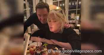 Hugh Jackman pens heartwarming wish for wife's birthday - Global Village space