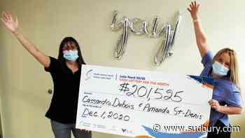 Pair of nurses win $201K in HSN's November 50/50 draw