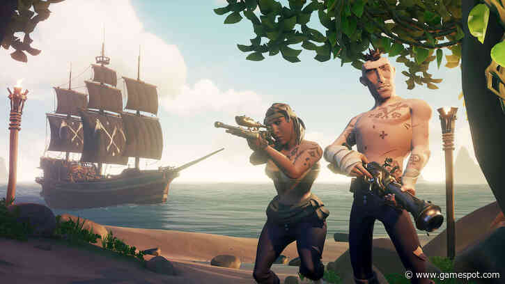 Sea Of Thieves Is Adding Seasons And A Battle Pass In 2021