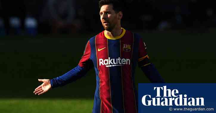 Barcelona's interim president admits selling Messi would have been helpful