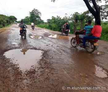 Gobernación intervendrá la carretera Mompox - Cicuco - El Universal - Colombia