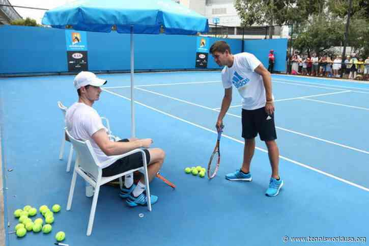 Daniel Vallverdu: 'We are fortunate to have Andy Murray around. He can still..'