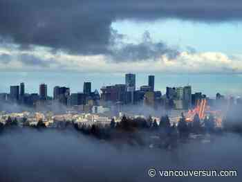 Vancouver weather: Cloudy today but a sunny weekend is ahead