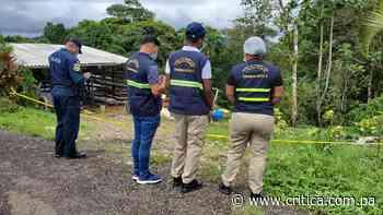 Encuentran cuerpo sin vida de un hombre en Santa Rita Arriba, Colón [Video] - Crítica Panamá