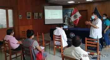La Libertad: potencián Red de Salud de Chepén ante rebrote de Covid-19 LRND - LaRepública.pe