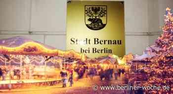 Trotz Corona: Bernau bei Berlin bestätigt Weihnachtsmarkt 2020 *Update* - Umland Nord - Berliner Woche