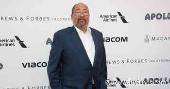 Longtime Board Chairman Steps Down at Apollo Theater