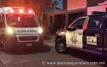 Violento robo en Lomas del Mirador - Diario de Querétaro