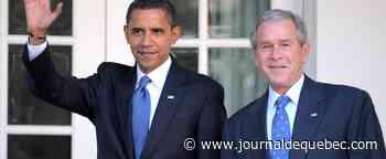 Obama, Bush et Clinton prêts à se faire vacciner publiquement contre la COVID-19