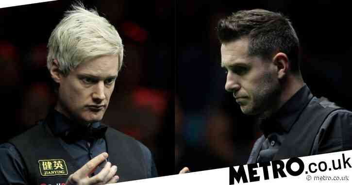 Neil Robertson and Mark Selby eyeing up another classic contest at UK Championship