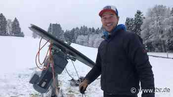 Westallgäu: Skilift aus Hopfen zieht nach Scheidegg um - BR24