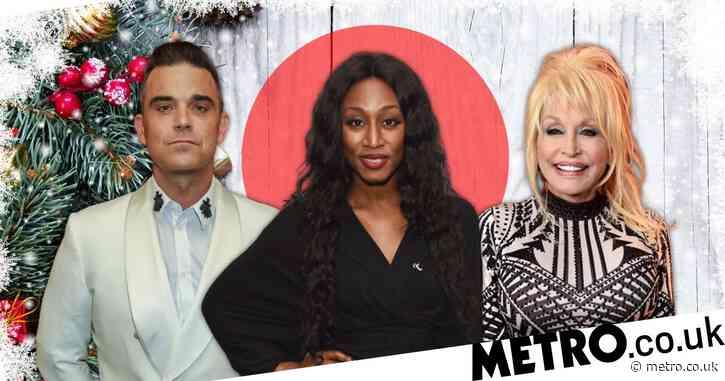 From Robbie Williams to Dolly Parton – all the best Christmas songs released in 2020