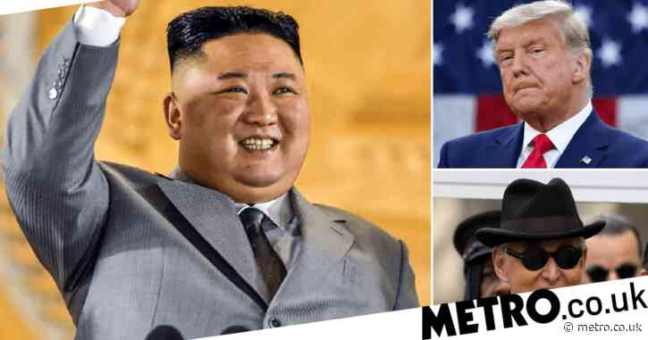 Donald Trump's pal claims Kim Jong-un sent boats full of votes to rig US election result