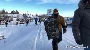Yellowknives Dene demand federal compensation, economic benefits from Giant Mine