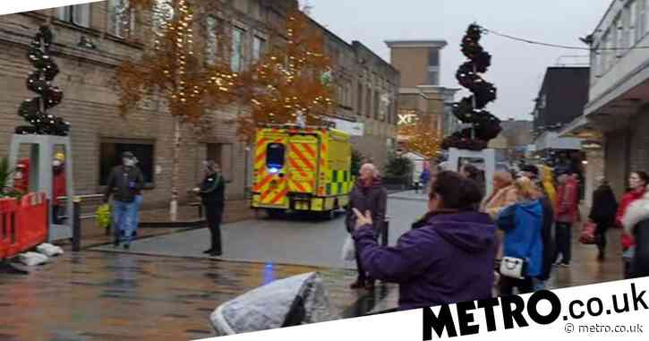 Man detained under Mental Health Act after women stabbed in M&S