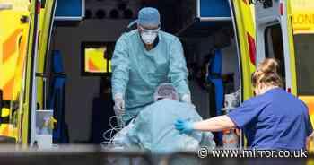 UK coronavirus deaths surge by 414 taking total over 60,000 in grim milestone