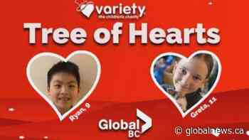Variety's annual Tree of Hearts fundraiser goes virtual