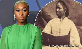 Cynthia Erivo set to star in and produce film based on the life of Sarah Forbes Bonetta