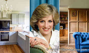 Princess Diana's great-grandfather's £2.25million home gets stunning update ahead of sale