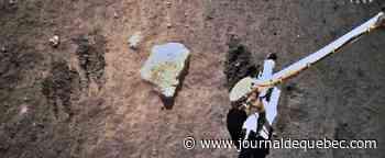 La sonde chinoise en route vers la Terre, après sa mission sur la Lune