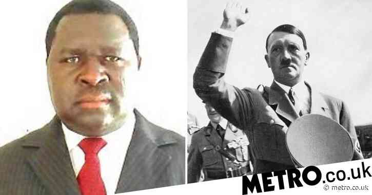 Adolf Hitler wins election in Namibia