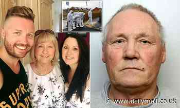 Money-obsessed husband, 70, may die behind bars for murdering his estranged wife