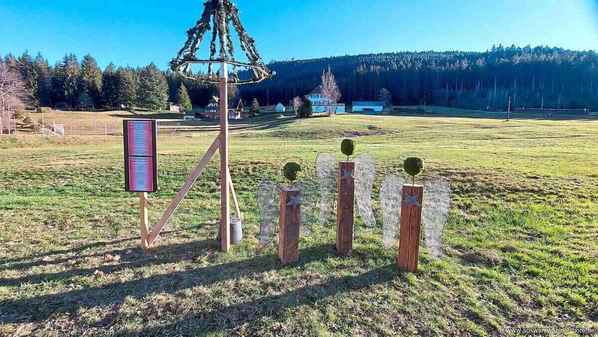 Baiersbronn: Weihnachtsgeschichte in sieben Stationen - Schwarzwälder Bote