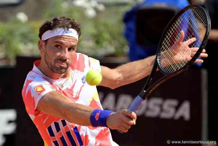 "Grigor Dimitrov: ""After the Adria Tour I shouldn't have..."""