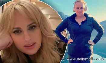 Rebel Wilson reveals how many calories she eats in a DAY