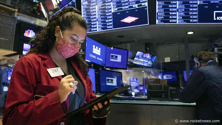 Dow reclaims 30,000 as stocks march higher – Fox Business