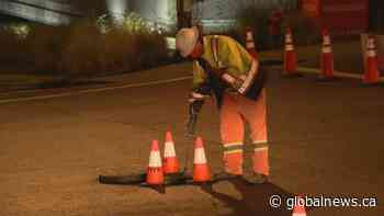 Fire crews respond to gas leak in West Vancouver