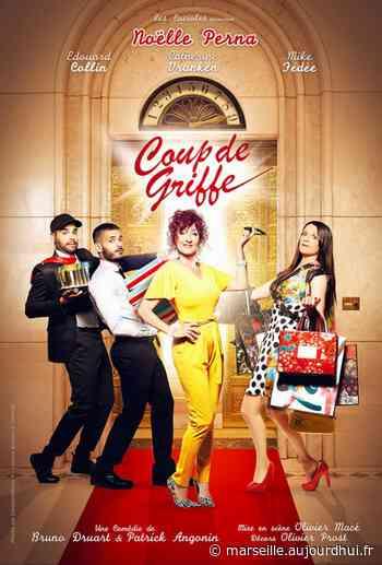 COUP DE GRIFFE - CINEMA LE REX ET LE LUX - Spectacles - Valreas - sortir à Marseille - Le Parisien Etudiant