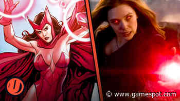 Scarlet Witch's Comic Book History Explained | WandaVision