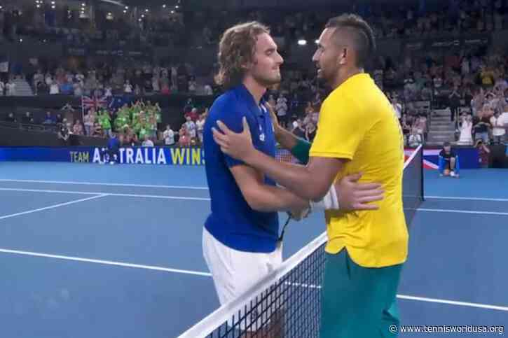 2020 in Review: Nick Kyrgios wins thrilling encounter over Stefanos Tsitsipas