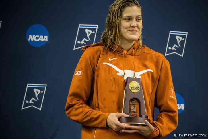 Evie Pfeifer hits 4:38.6 in 500 Free At Texas Invite Prelims
