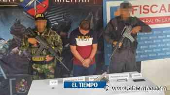 Cae hombre que estaría involucrado en muerte de dos soldados en Nariño - ElTiempo.com