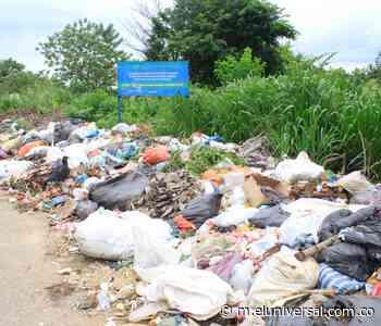 Inconformidad en Mahates por recolección de basuras - El Universal - Colombia