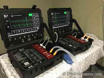 Saskatchewan-made ventilators expected to be ready next week
