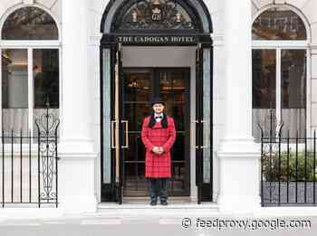 News: New representation for Belmond Cadogan Hotel in London