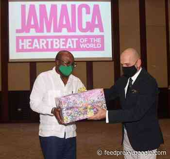 News: Forstmayr recognised for contribution to Jamaica tourism