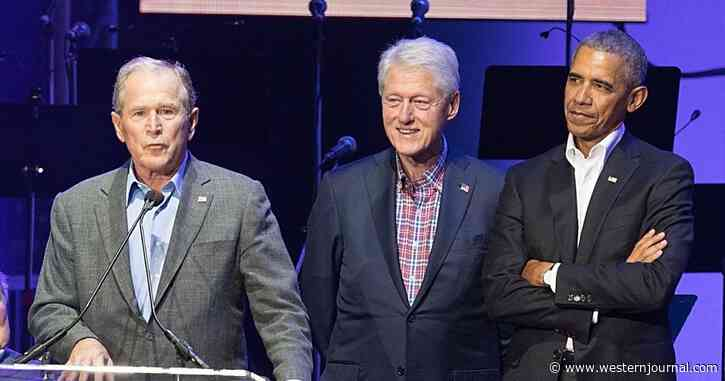 3 Former Presidents Say They'll Receive COVID Vaccine on Camera